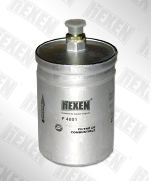 F 4001 / Fuel filter hEXEN
