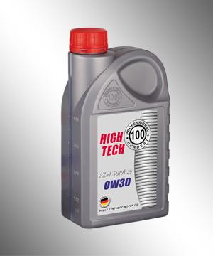 Синтетическое моторное масло High Tech 0W-30 Одесса