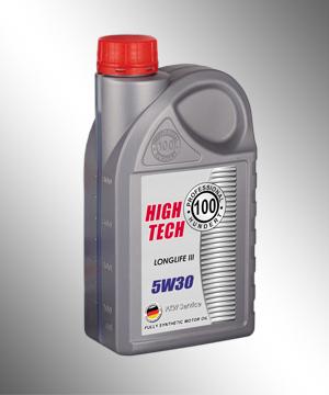 Синтетическое моторное масло High Tech 5W-30 Одесса