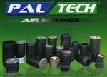 MP 7640  ISUZU / Air Spring Paltech